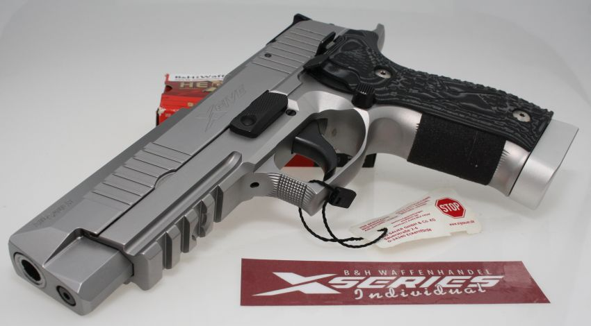 Sig Sauer P226 X-Five Allround B&H X-Series Individual 2