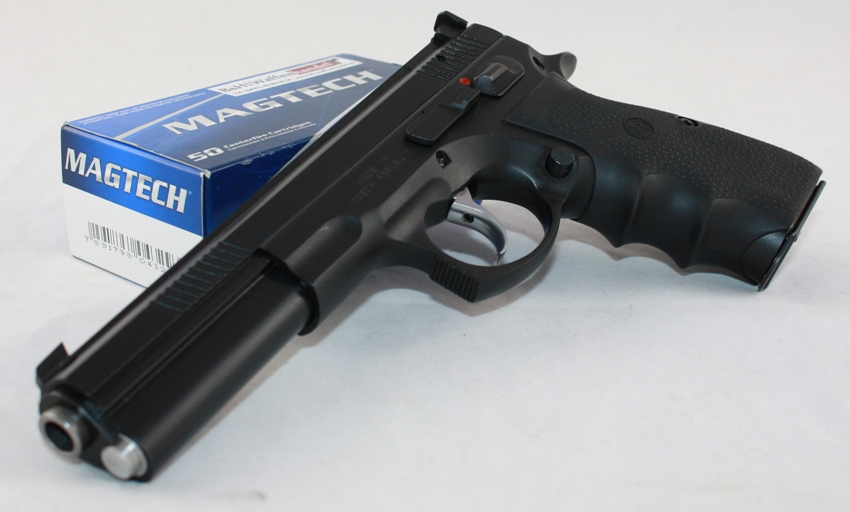 CZ75 Sport 2 Kaliber 9mm Luger Pro Tuning angeboten von B&H Waffenhandel