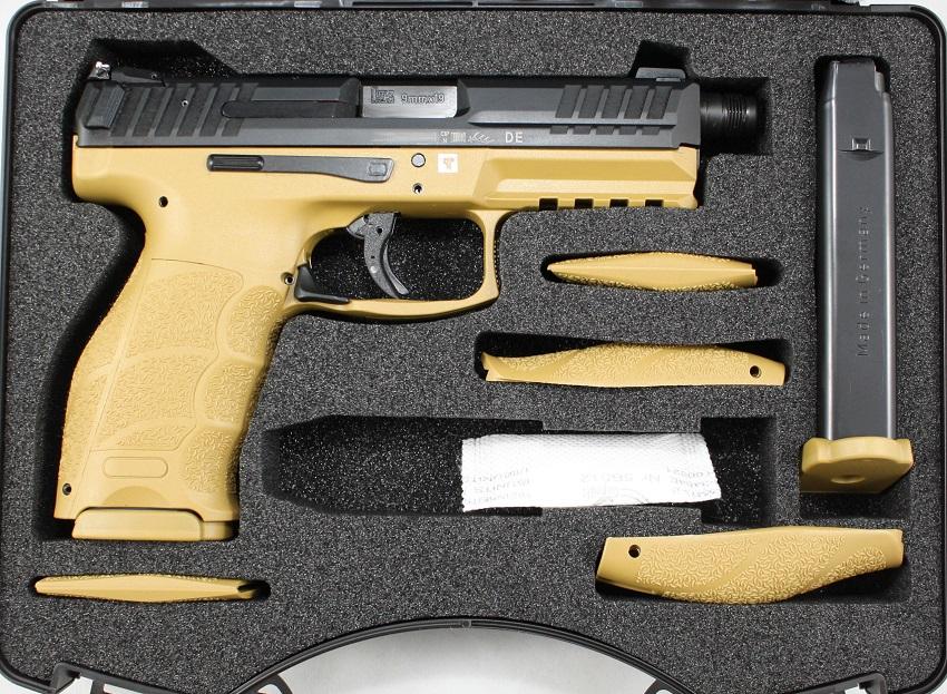 Heckler & Koch H&K SFP9 SD FDE angeboten von BH-WAFFENHANDEL
