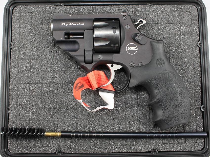Korth Sky Marshal Gasrevolver Schreckschussrevolver angeboten von B&H Waffenhandel