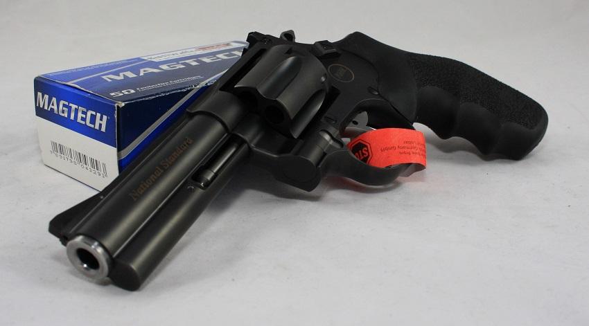 Korth Arms Revolver National Standart 4 Zoll .357 Magnum ein Angebot der B&H Waffenhandelsgesellschaft ohG