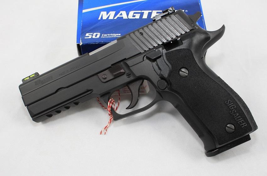 Sig Sauer P226 LDC II (2) ein Angebot von der B&H Waffenhandelsgesellschaft ohG bh-waffenhandel