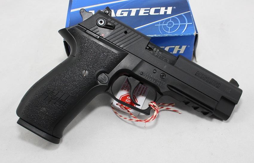 Sig Sauer KK Pistole Mosquito .22lr angeboten von bh-waffenhandel