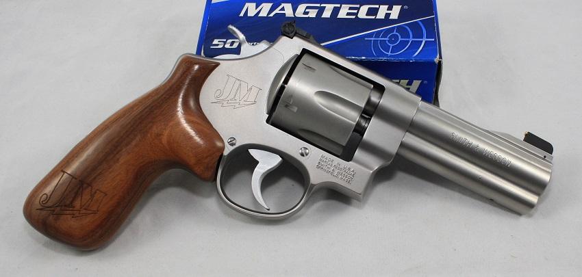 Smith & Wesson S&W Mod. 625 .45 ACP mit JM Griff angeboten von bh-waffenhandel.de