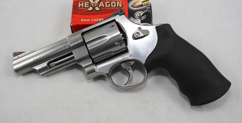 Smith & Wesson S&W Mod. 629 Kaliber .44 Magnum angeboten von B&H Waffenhandel