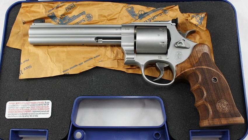 Smith & Wesson S&W 629 Classic Champion Match Master angeboten von B&H Waffenhandel Norddeutschland