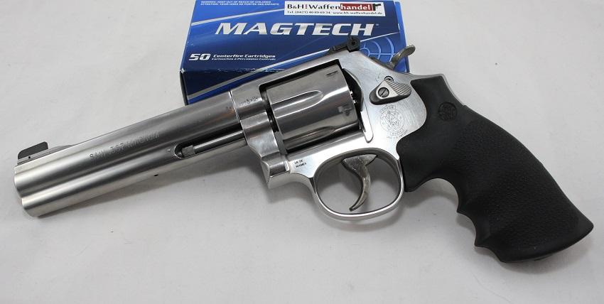 Smith & Wesson S&W 686 ein Angebot der B&H Waffenhandelsgesellschaft ohG