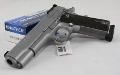 Sig 1911 im silber stainless finish
