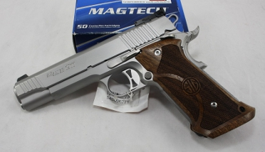 Sig Sauer 1911 TME 9mm Luger Edition