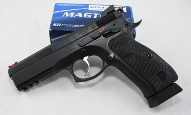 Pistole CZ 75 SP-01 Shadow