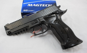 Sig Sauer P226 X-Five Skeleton Black PPC Pistole