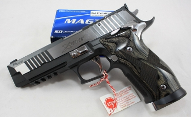 Sig Sauer P226 X-Five Black and White Kaliber 9mm Luger