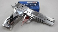 P226 X-Six Chrome & Carbone