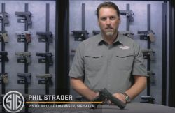 Link zum YouTube Video Sig Sauer P320 X-Five mit Phil Strader