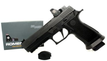 Sig P320 X5 IPSC Production Optics