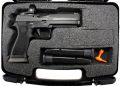 P320 X-Five IPSC Production Optics light