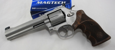 Smith und Wesson S&W 686 Match Master