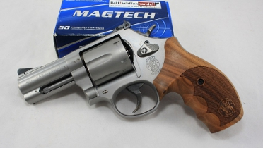 Smith und Wesson 686 Security Special mit 3 Zoll Lauf