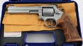 Smith & Wesson S&W 686 Target Champion mit Waffenkoffer