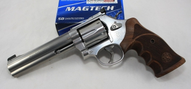 Smith und Wesson S&W 686 Target Champion Deluxe