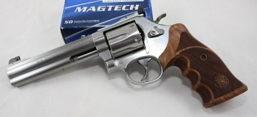 Smith und Wesson S&W 686 Match Master DLX