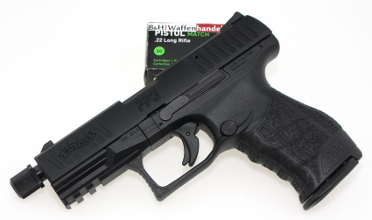 Walther PPQ M2 Tactical SD .22 lfb