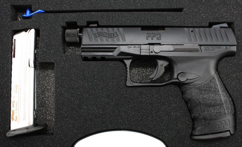 Walther PPQ Kleinkaliber