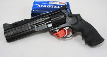 Super Sport STX Revolver made in germany by Korth