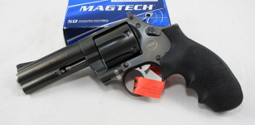 Korth National Standard 4 inch revolver