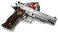 P226 X-Six Skeleton PPC custom milled, made in Germany by Sig Sauer MASTERSHOP Eckernförde