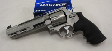 Smith und Wesson S&W 629 Competitor