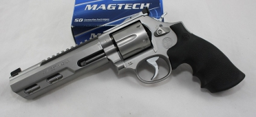 Smith und Wesson S&W 686 Competitor