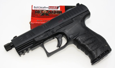 Walther PPQ M2 Navy SD 9x19