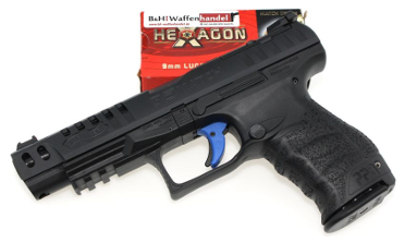 Walther Q5 Match Kaliber 9mm 9x19